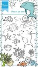 Marianne Design Clear Stamps - Hetty`s Fish in the Reef