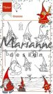 Marianne Design Clear Stamp Set - Hettys Gnomes