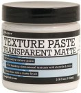 Ranger Texture Paste - Transparent Matte (3.9oz)