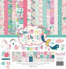 "Echo Park 12""x12"" Collection Kit - Imagine That Girl (13 sheets)"