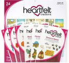 Heartfelt Creations Sweet As Honey Collection - Includes 1 Of Each Item In Collection