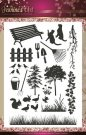 Jeanines Art Clear Stamp Set - Garden Classics