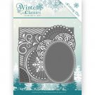 Jeanines Art Dies - Winter Classics Curly Frame
