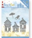 Jeanines Art Dies - Beach Fun Beach Houses