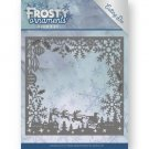 Jeanines Art Dies - Frosty Ornaments Frosty Frame