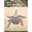 Jeanines Art Dies - Art of Living Home Hanging Plant