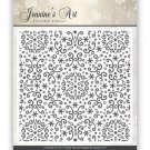 Jeaninnes Art Embossing Folder - Christmas Classics #1