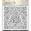 Jeaninnes Art Embossing Folder - Christmas Classics #2