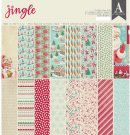 "Authentique 12""x12"" Collection Kit - Jingle (17 sheets)"