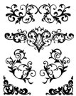 Stamperia 20x25cm Thick Stencil - Decorations
