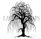 Lavinia Stamps Clear Stamps - Weeping Willow Tree