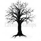 Lavinia Stamps Clear Stamps - Spooky Tree