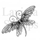 Lavinia Stamps Clear Stamps - Zen Butterfly