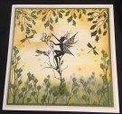 Lavinia Stamps Clear Stamps - Oak Leaf Branch