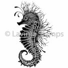 Lavinia Stamps Clear Stamps - Sebastian the Seahorse