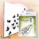 Lavinia Stamps Clear Stamps - Flutterbies