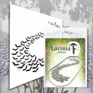 Lavinia Stamps Clear Stamps - Bat Colony