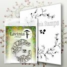 Lavinia Stamps Clear Stamps - Berry Wreath with Mini Berries