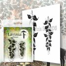 Lavinia Stamps Clear Stamps - Berry Leaves