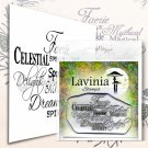 Lavinia Stamps Clear Stamps - Faerie Spells