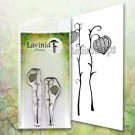 Lavinia Stamps Clear Stamps - Fairy Lanterns Set