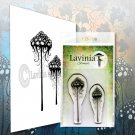 Lavinia Stamps Clear Stamps - Mushroom Lantern Set