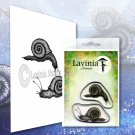 Lavinia Stamps Clear Stamps - Snail Set