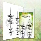 Lavinia Stamps Clear Stamps - Fairy Bonnet Set