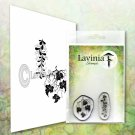 Lavinia Stamps Clear Stamps - Twisted Vine Set