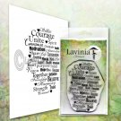 Lavinia Stamps Clear Stamps - Keeping Faith