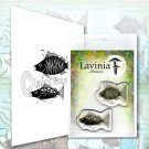Lavinia Stamps Clear Stamps - Fish Set