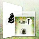 Lavinia Stamps Clear Stamps - Mini Pine Cone
