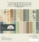 "Authentique Bundle 6""x6"" Double-Sided Cardstock Pad - Legacy (24 pack)"