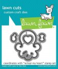 Lawn Cuts Custom Craft Dies - Octopi My Heart
