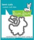 Lawn Cuts Custom Craft Dies - Year Seven