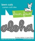 Lawn Cuts Custom Craft Dies - Scripty Aloha