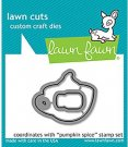 Lawn Cuts Custom Craft Dies - Pumpkin Spice