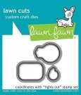 Lawn Cuts Custom Craft Dies - Lights Out