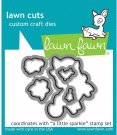 Lawn Cuts Custom Craft Dies - A Little Sparkle