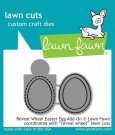 Lawn Cuts Custom Craft Dies - Reveal Wheel Easter Egg Add-on