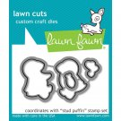 Lawn Cuts Custom Craft Dies - Stud Puffin