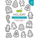 Lawn Fawn Coloring Book - Holiday