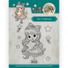 Lilly Luna Clear Stamps - Little Star