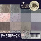 "Lilly Luna 6""x6"" Paper Pack - Lilly Luna (23 sheets)"
