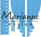 Marianne Design Creatables - Curtains