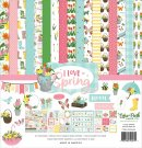 "Echo Park 12""x12"" Collection Kit - I Love Spring (13 sheets)"