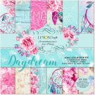"Lemoncraft 12""x12"" Paper Collection - Daydream (6 papers)"