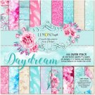 "Lemoncraft 6""x6"" Paper Stack - Daydream (36 papers)"