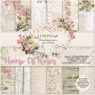 "Lemoncraft 12""x12"" Paper Collection - House Of Roses #2 (6 papers)"