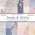 Maja Design Denim & Girls - Hel kollektion (24 ark)
